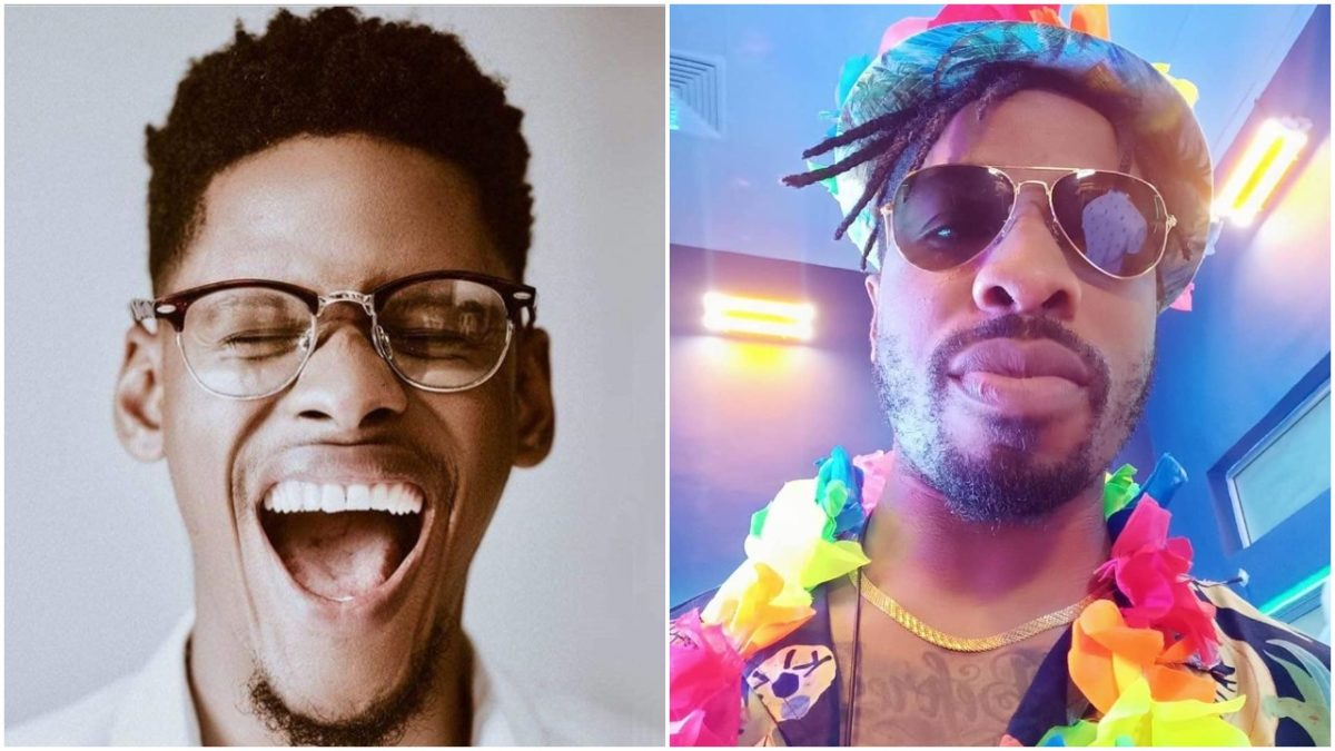 Two Lover Boys Elozonam and Ike gets Evicted From The Big Brother House
