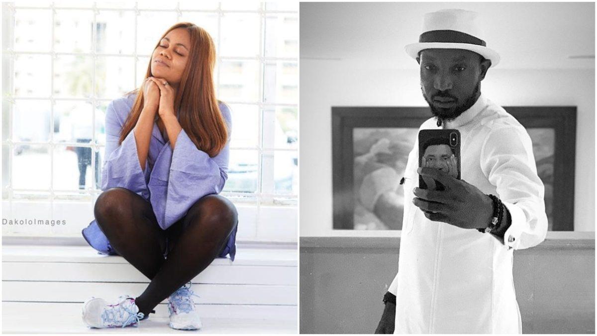 Busola Dakolo stunned by Her Husband Timi Dakolos Birthday Wishes For Her