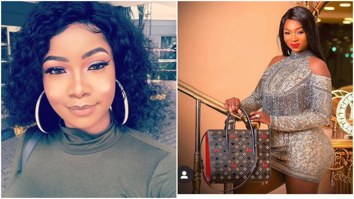 Confusion erupts as Jaruma and Tacha unfollow themselves on IG