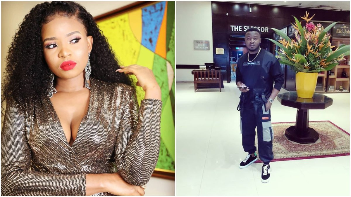 MC Galaxy gifts BBNAIJA Cindy 1 million Naira after Ike and Frodd failed to Show Up