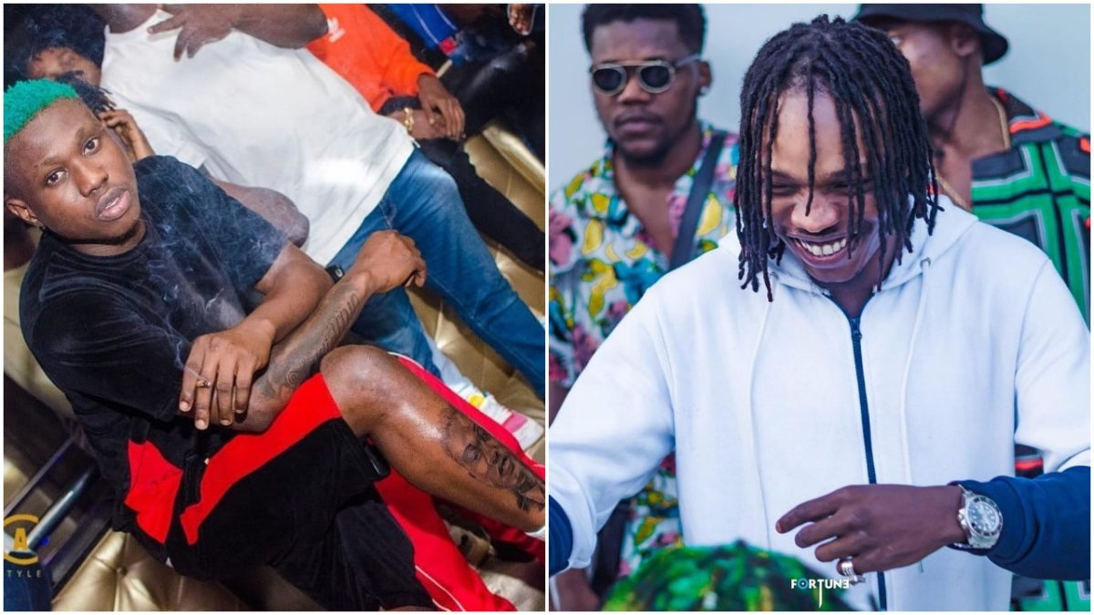 Naira Marley is not Featured on my Album – Zlatan Ibile Reveals