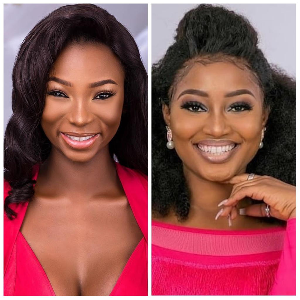 Jaruma Shades Tacha as Support Esther in Becoming PayPorte Ambassador