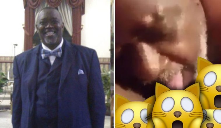Sex Tape of Married Pastor David Wilson Leaked (Video)