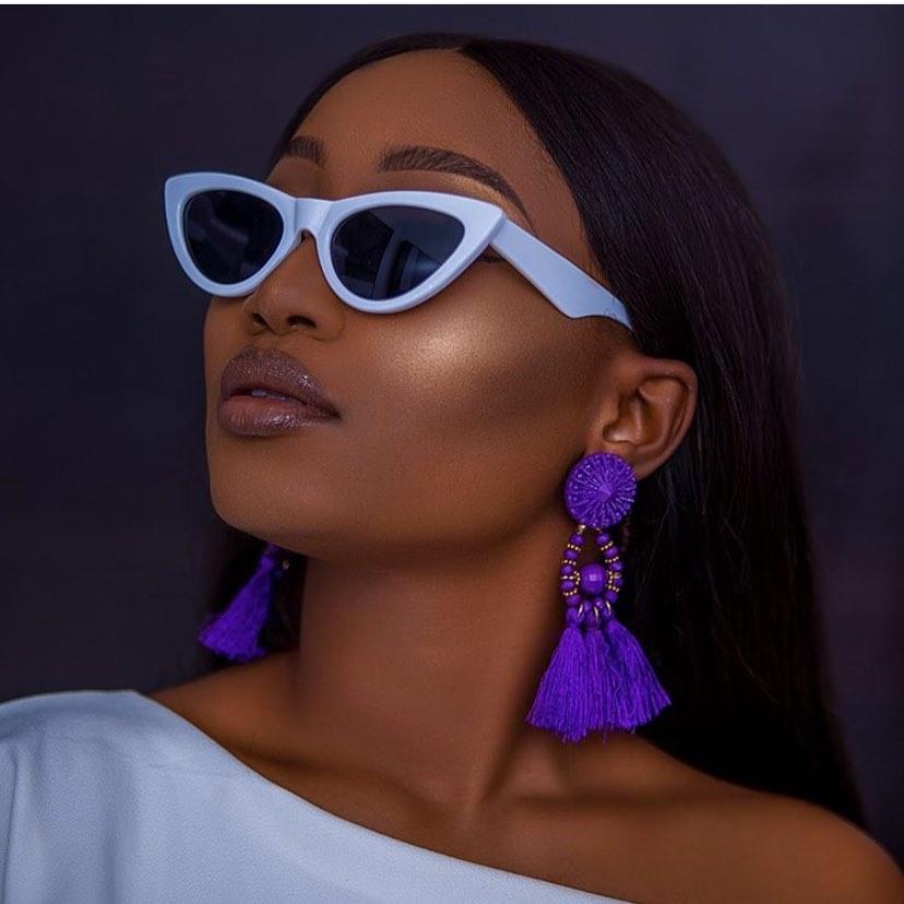 Jaruma Shades Tacha as Support Esther in Becoming PayPorte Ambassador