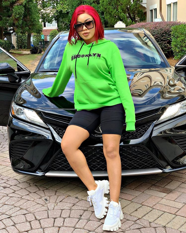 Nina Ivy Blesses Instagram with Stunning Pics