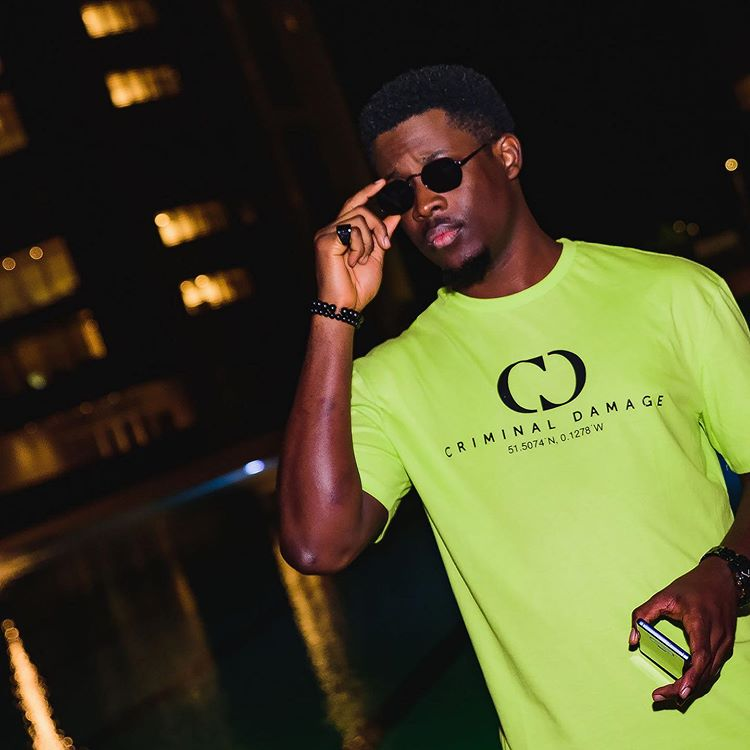 The Only Way is Up – Seyi says as he Lights Up Instagram with Stunning Pics