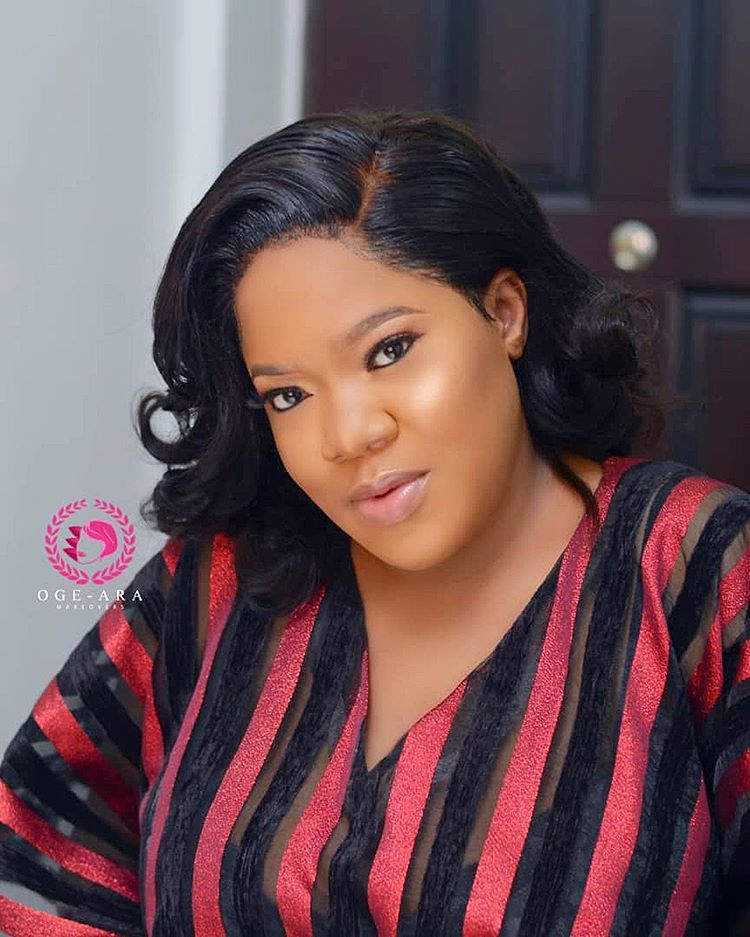 Toyin Abraham reveals why she ignored Iyabo Ojo on social media after mum's death
