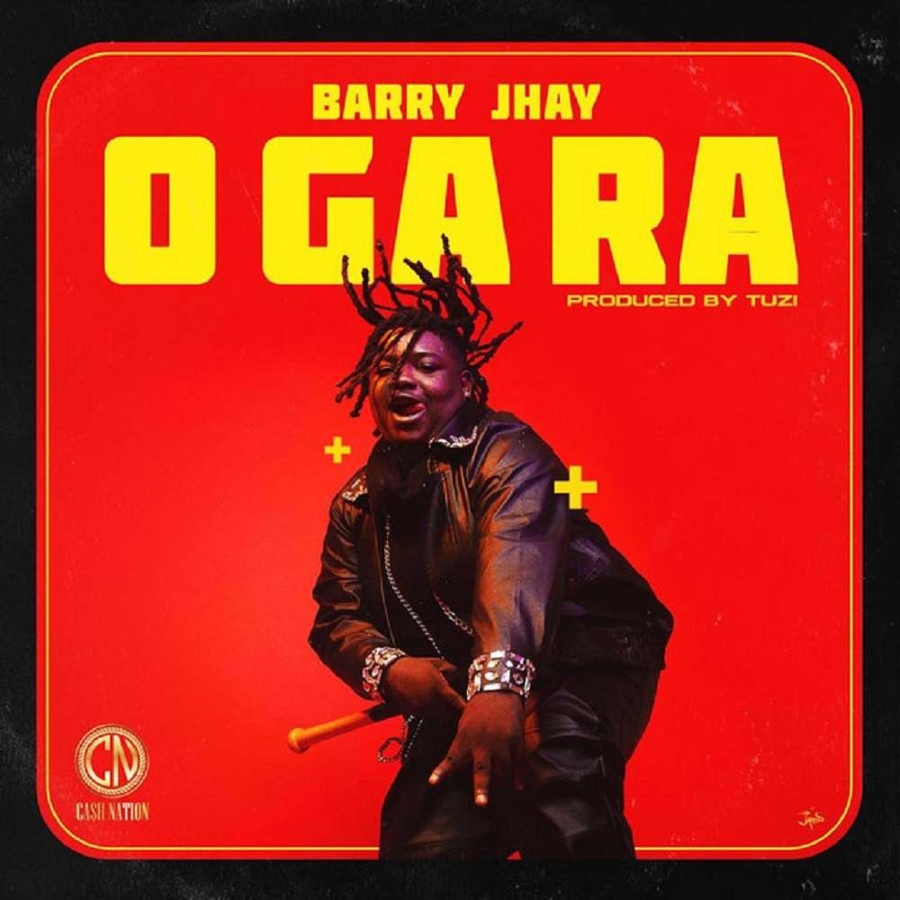 Singer Barry Jhay Release New Single Titled O Ga Ra