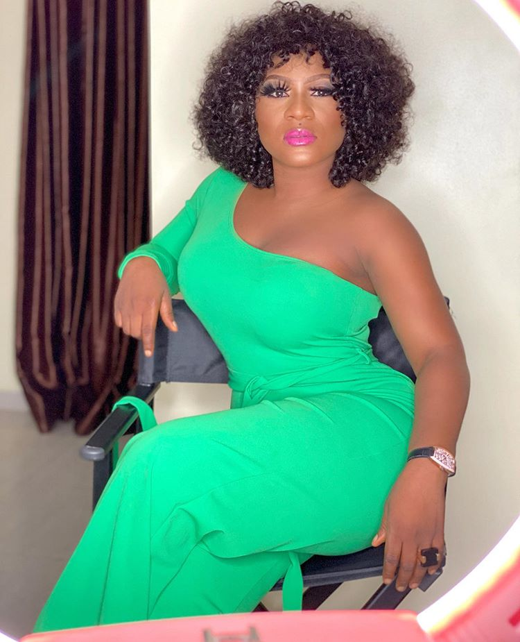 """""""I'm Very Different From My Movie Roles, Future Husband Please Locate Me,"""" - Destiny Etiko"""