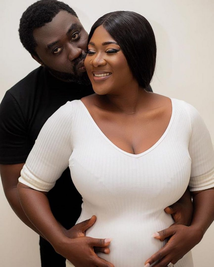 Actress Mercy Johnson and Husband Expecting Their 4th Child (Photo)