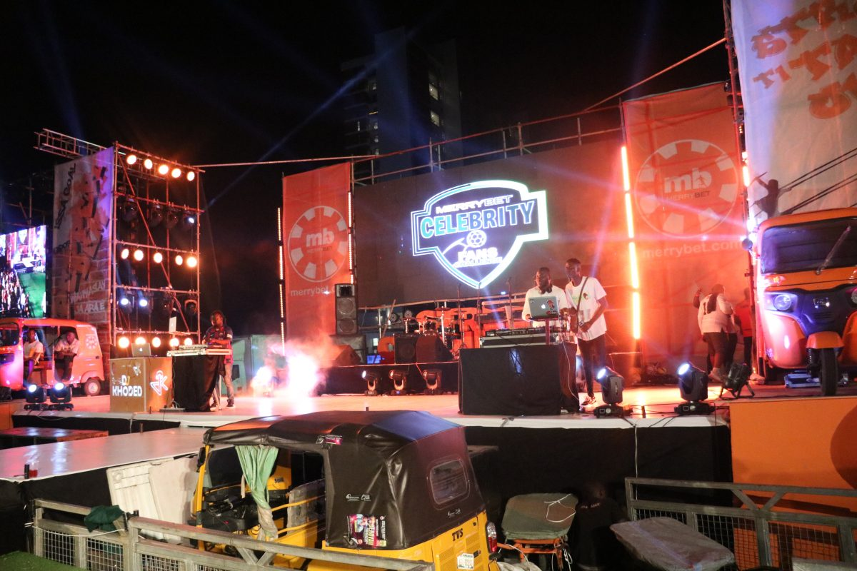 Fearless Energy Drink Energized Fans At Merrybet Celebrity Fans Challenge