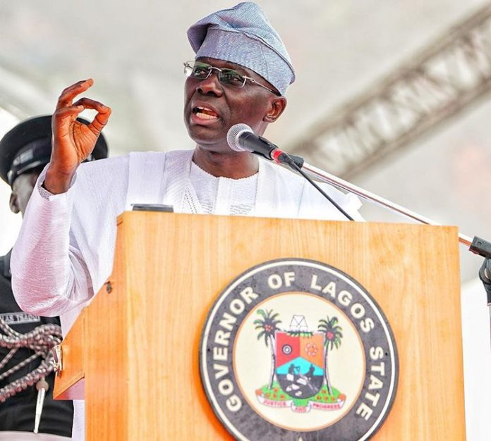 Governor Sanwo-Olu exposes Identities Of Policemen Involved In Death Of #ENDSARS Protester (Video)