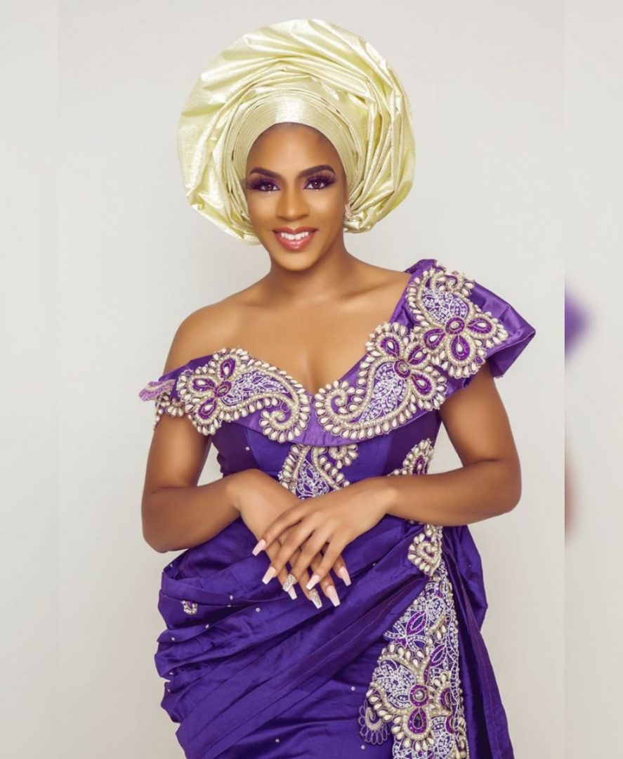 Venita Akpofure Celebrates her Birthday in Amazing New Photos
