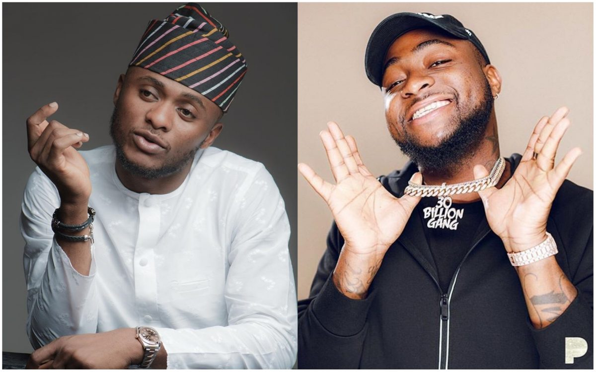 Davido and Fiancee Chioma warns Ubi Franklin to stay off Chioma's sister