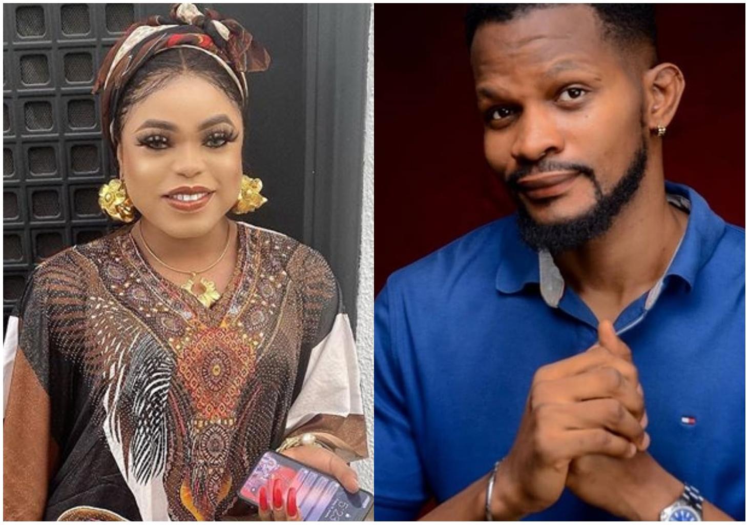 Stop being greedy, allow other cross-dresser to shine – Uche Maduagwu tells Bobrisky