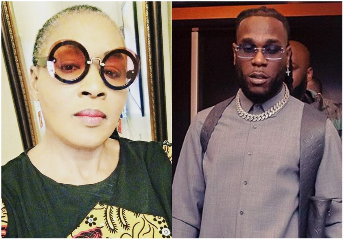 Burna Boy may lose Grammy award to Angelique Kidjo – Kemi Olunloyo reveals
