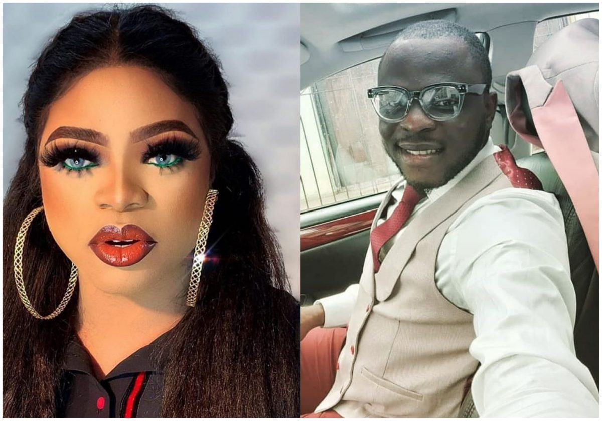 Repent now or rot in hell – Viral sex tape pastor, Apostle Omashola warn Bobrisky
