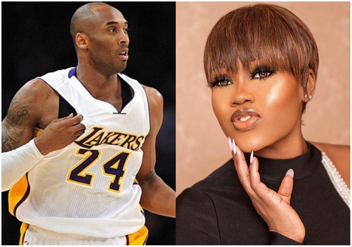 #BBNAIJA: Cee-C join top celebrities to mourn Kobe Bryant's death (Video)