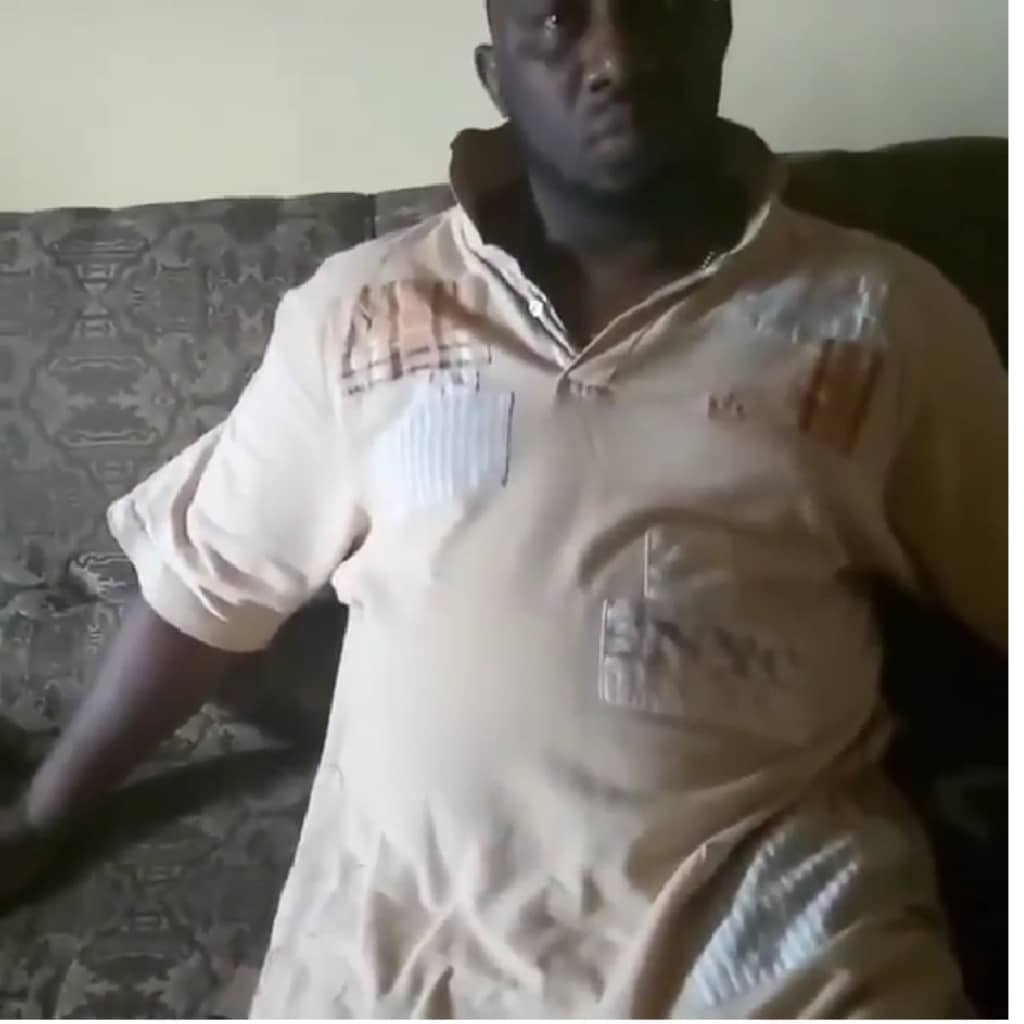 Why I went shirtless to beg for help — Actor Ernest Asuzu opens up