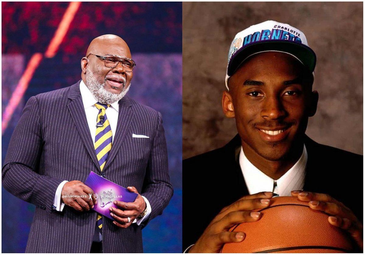Pastor TD Jakes sheds more light on Kobe Bryant's Lifetime and Legacy