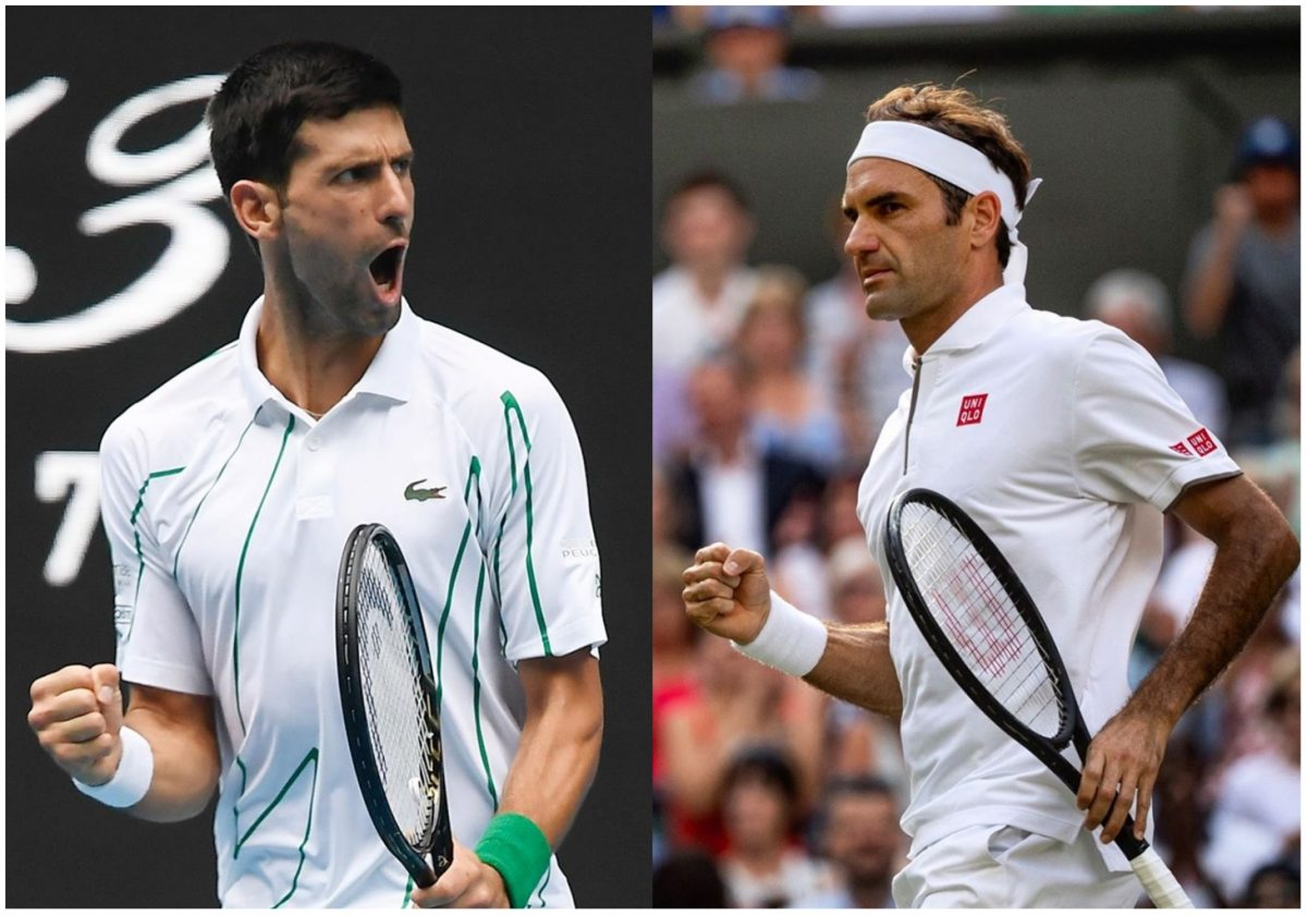 Unstoppable - Djokovic thrash Federer in straight Sets to reach Australian Open final