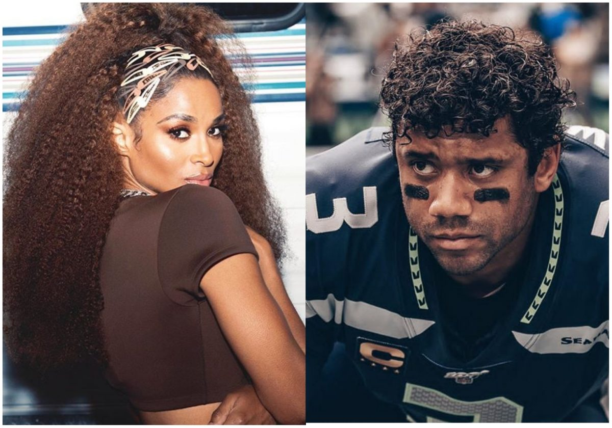 Singer Ciara and husband, Russel expecting 2nd child together