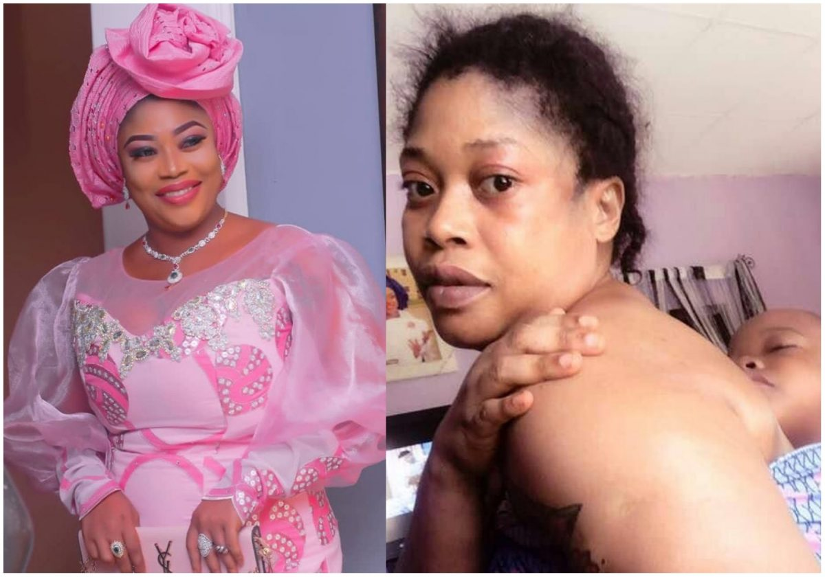 Actress Bimbo Akisanya opens up on why she left her one year old marriage