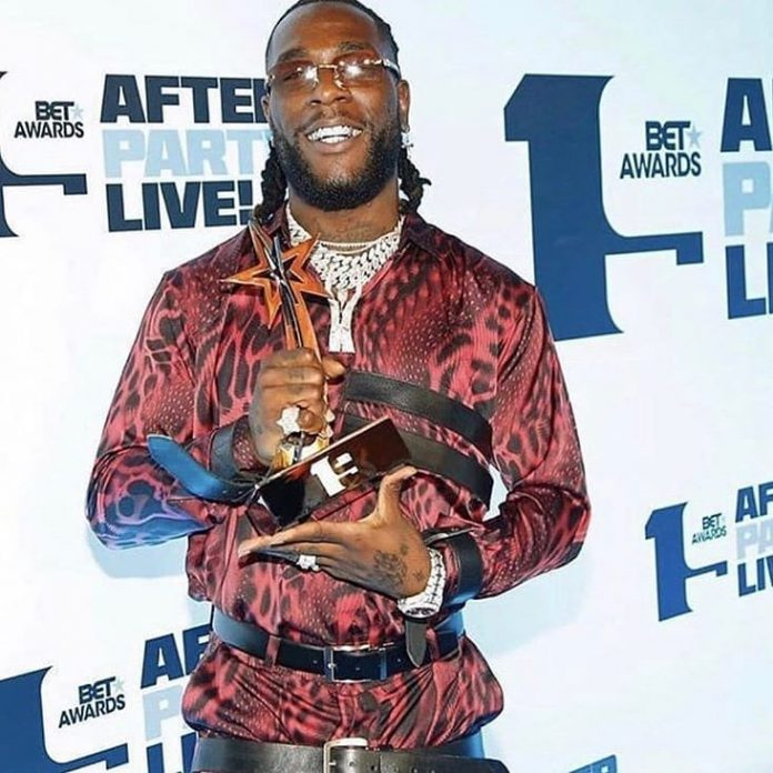 Burna Boy Net Worth, Biography, Relationships and Music Career (2020)