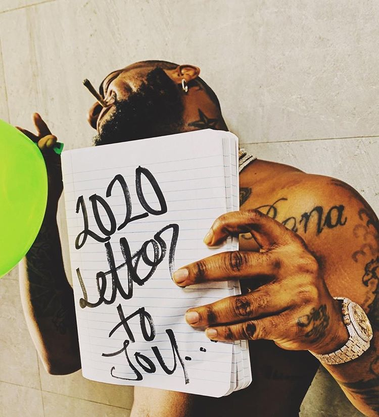 Davido shares thriller of new hit single, 'Letter to you'