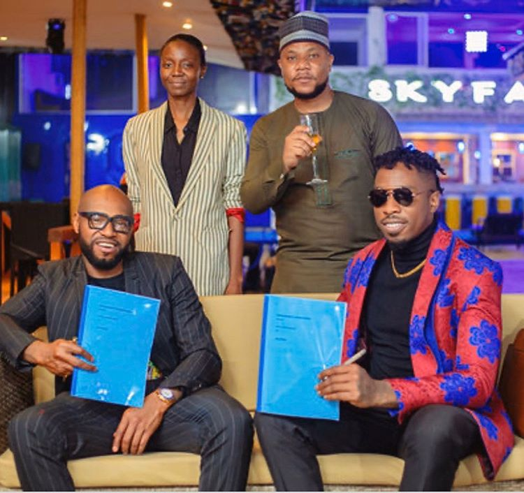 Ike sign endorsement deal with Ptrlifestyle