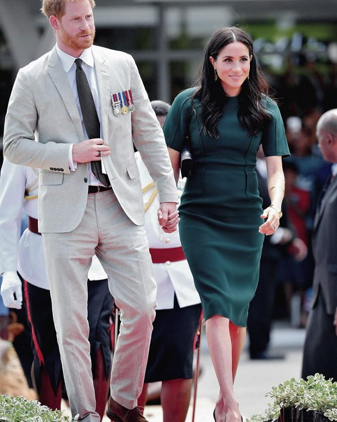 Meghan Markle revealed She had suicidal thoughts while living with the royal family (Video)
