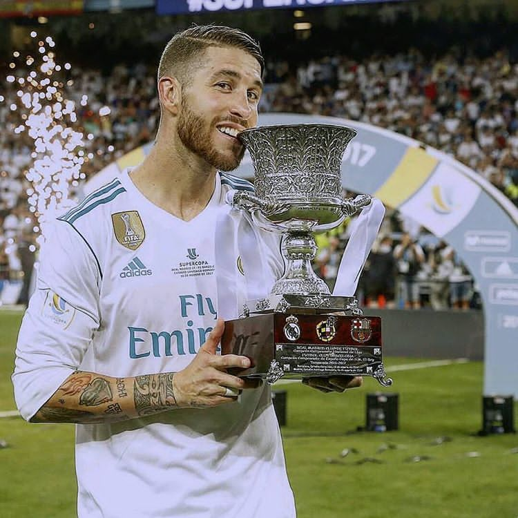 Real Madrid Defeat Atletico Madrid to win Spanish Super Copa