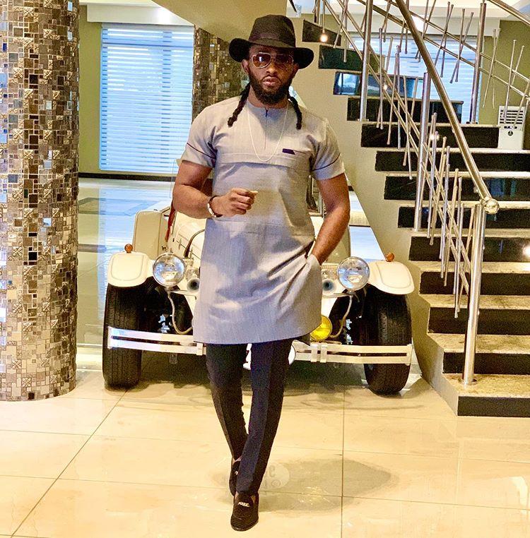 Reality star Uti Nwachukwu claims Nigerians are rude (Screenshot)