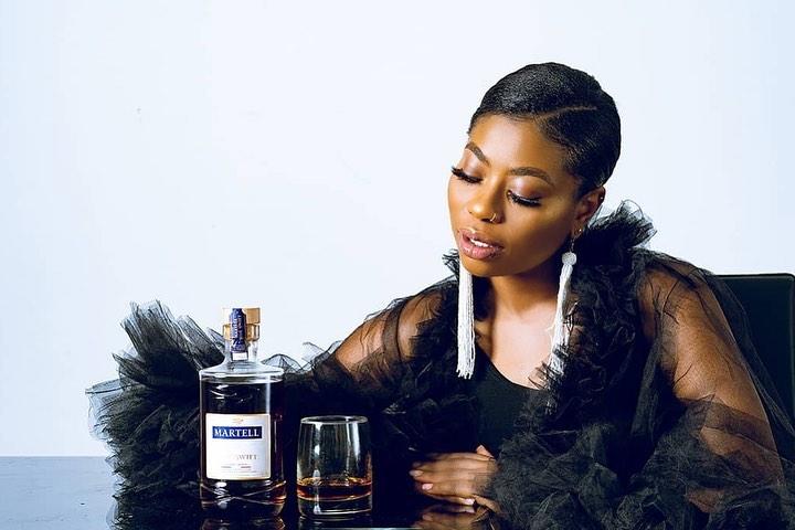 Sophia Momodu becomes Martell Nigeria Brand Ambassador