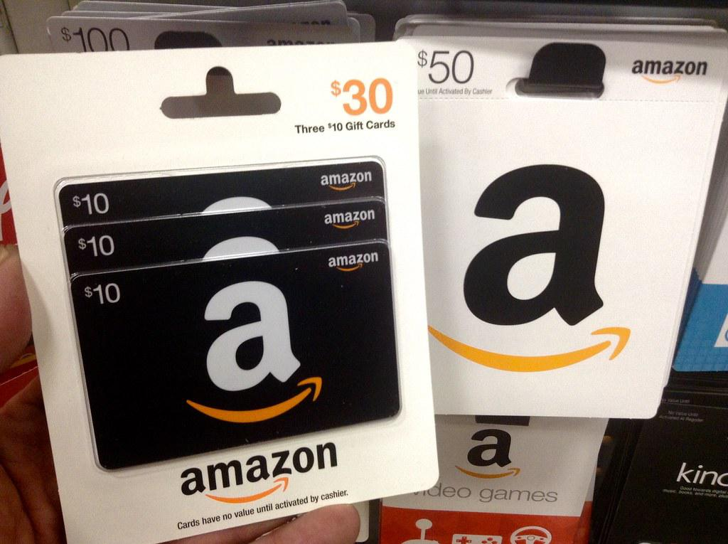 How to Convert Amazon Gift Cards to iTunes Gift Cards