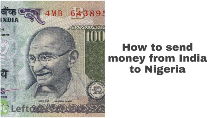 How to send money from India to Nigeria 2020