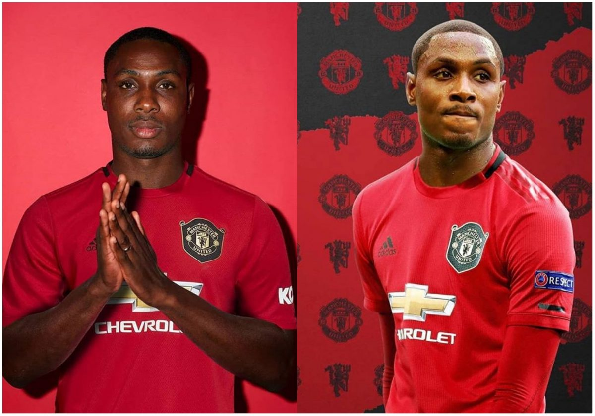 #DeadlineDay: Nigeria Striker Odion Ighalo joins Manchester United
