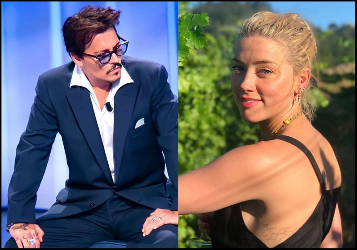 Audio tape of Amber Heard abusing and mocking Johnny Depp surfaced online
