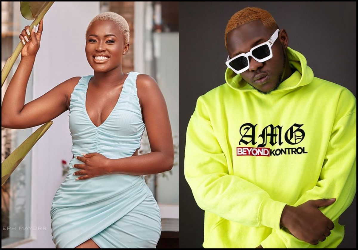 Second Chance!! Fella Makafui and Medikal relationship starts with a bang
