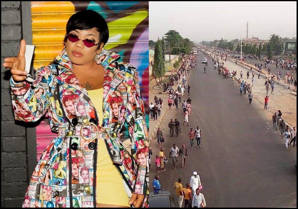 Toyin Lawani reacts to Lagos ban on Okada and Napep riders