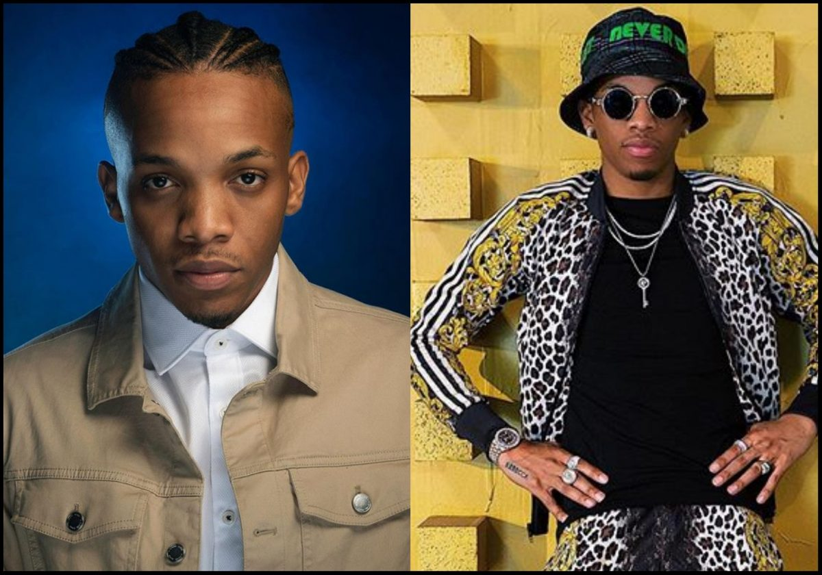 Singer Tekno mocks white lady trying to tell the world about Kolaq Alagbo