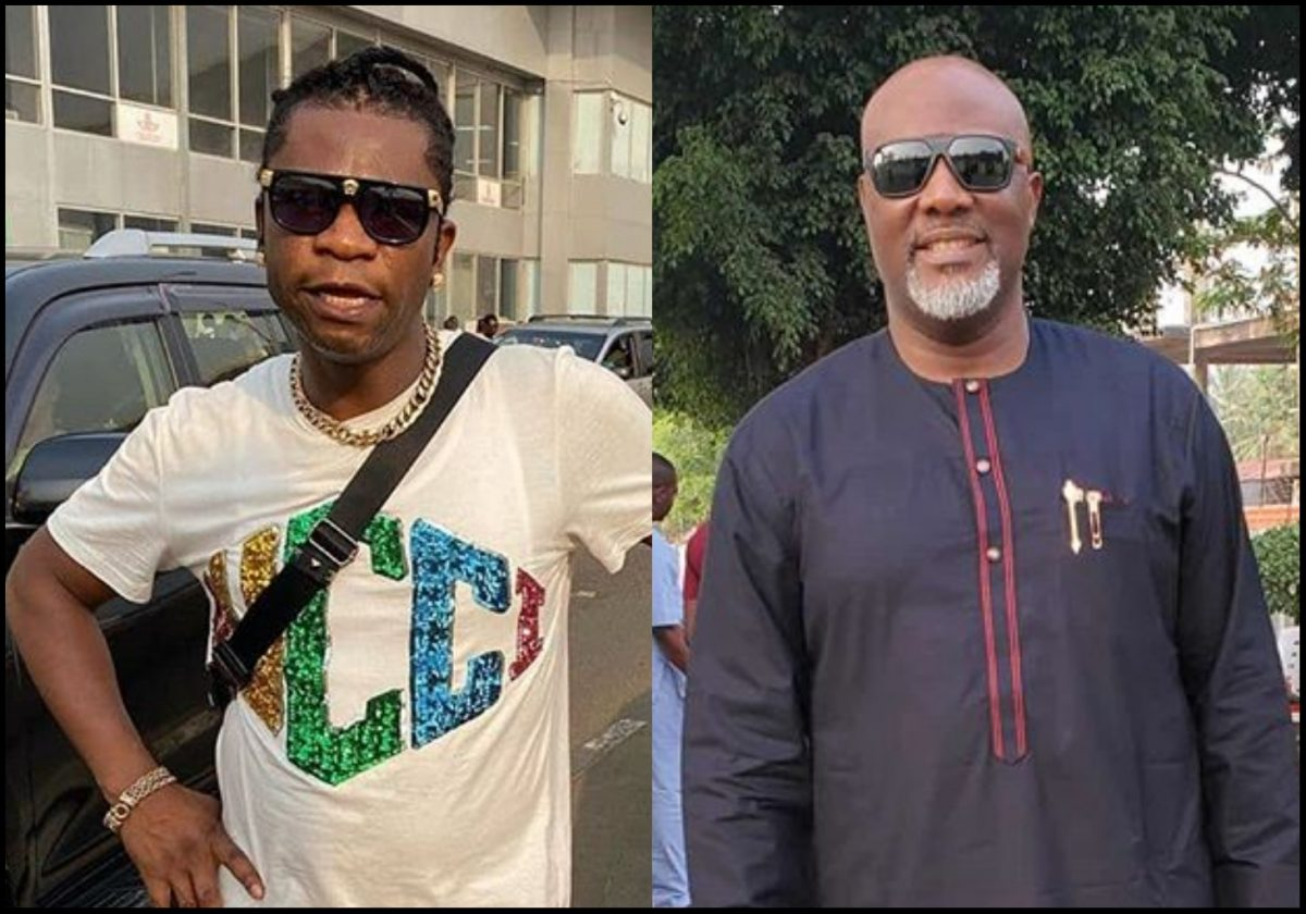 'Good thing he did not win Governorship election' – Speed Darlington shade Dino Melaye