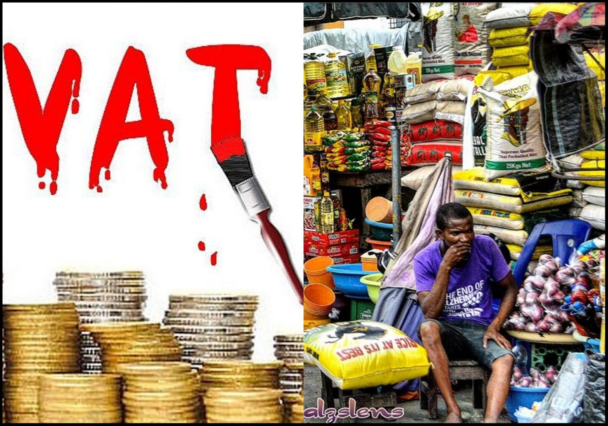 Nigerians reacts as 7.5% VAT takes full effect (Screenshots)
