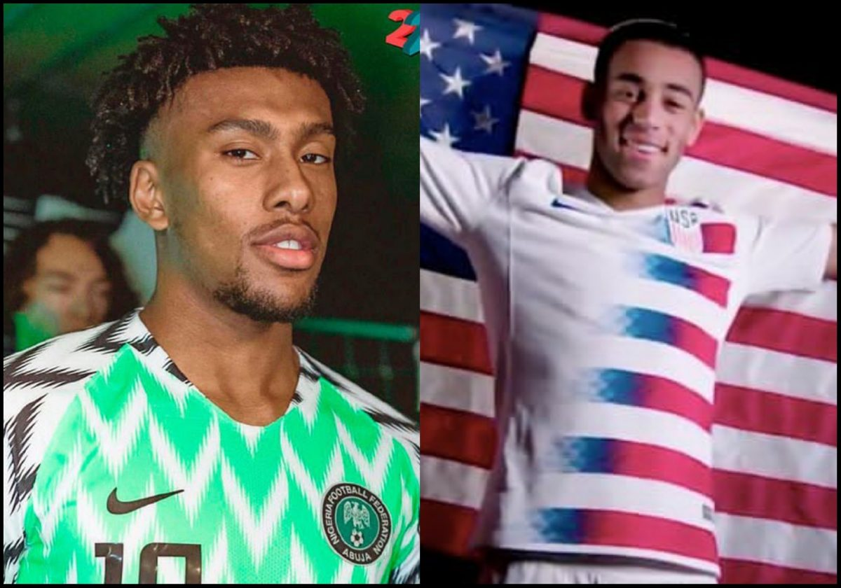 Nike Unveils the new 2020 kits for Nigeria