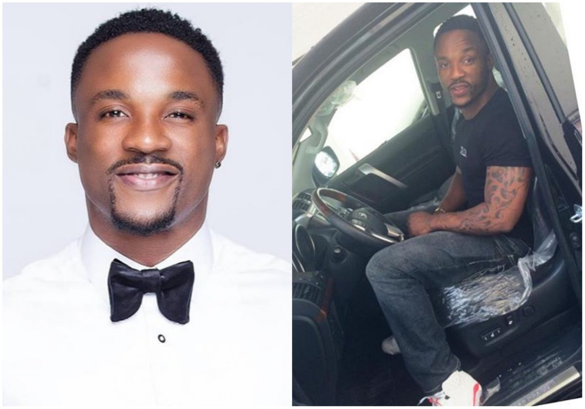 Singer Iyanya reacts to car theft allegations levelled against him