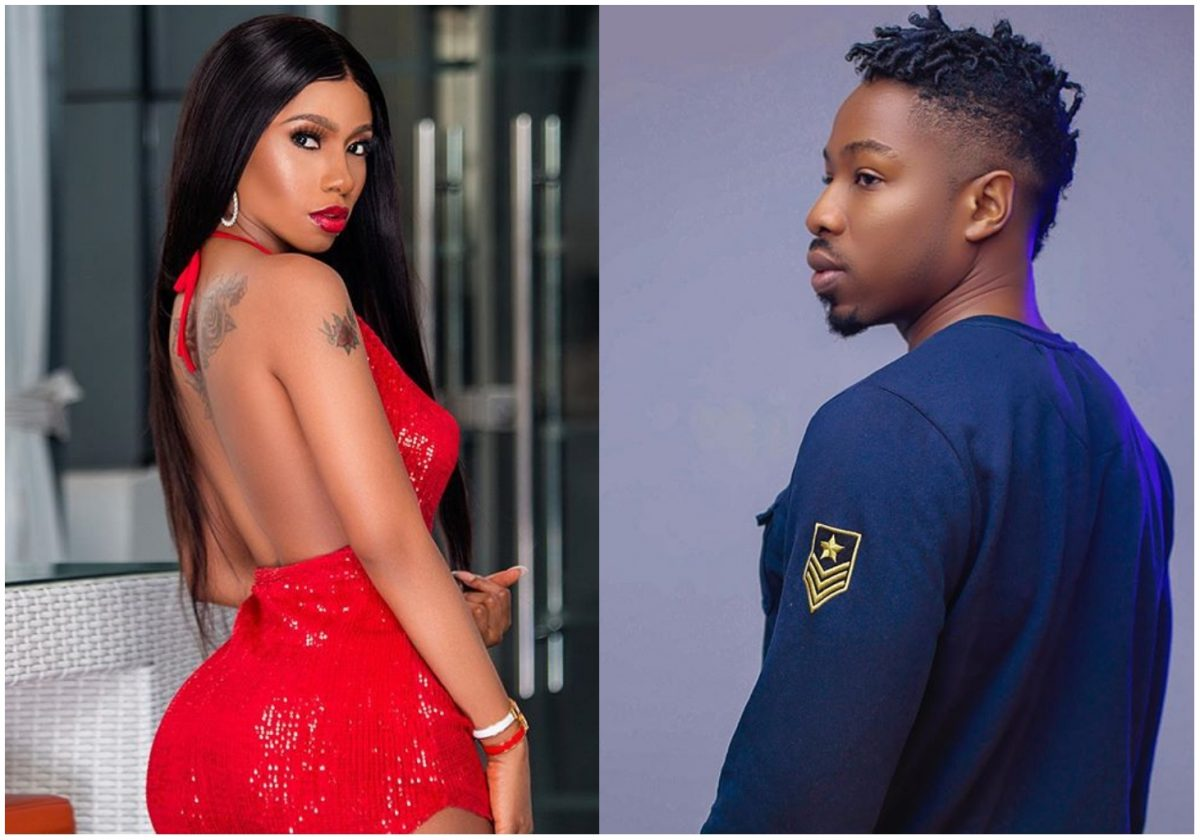 Ike laments about Mercy's bride price, reveals he's competing with rappers