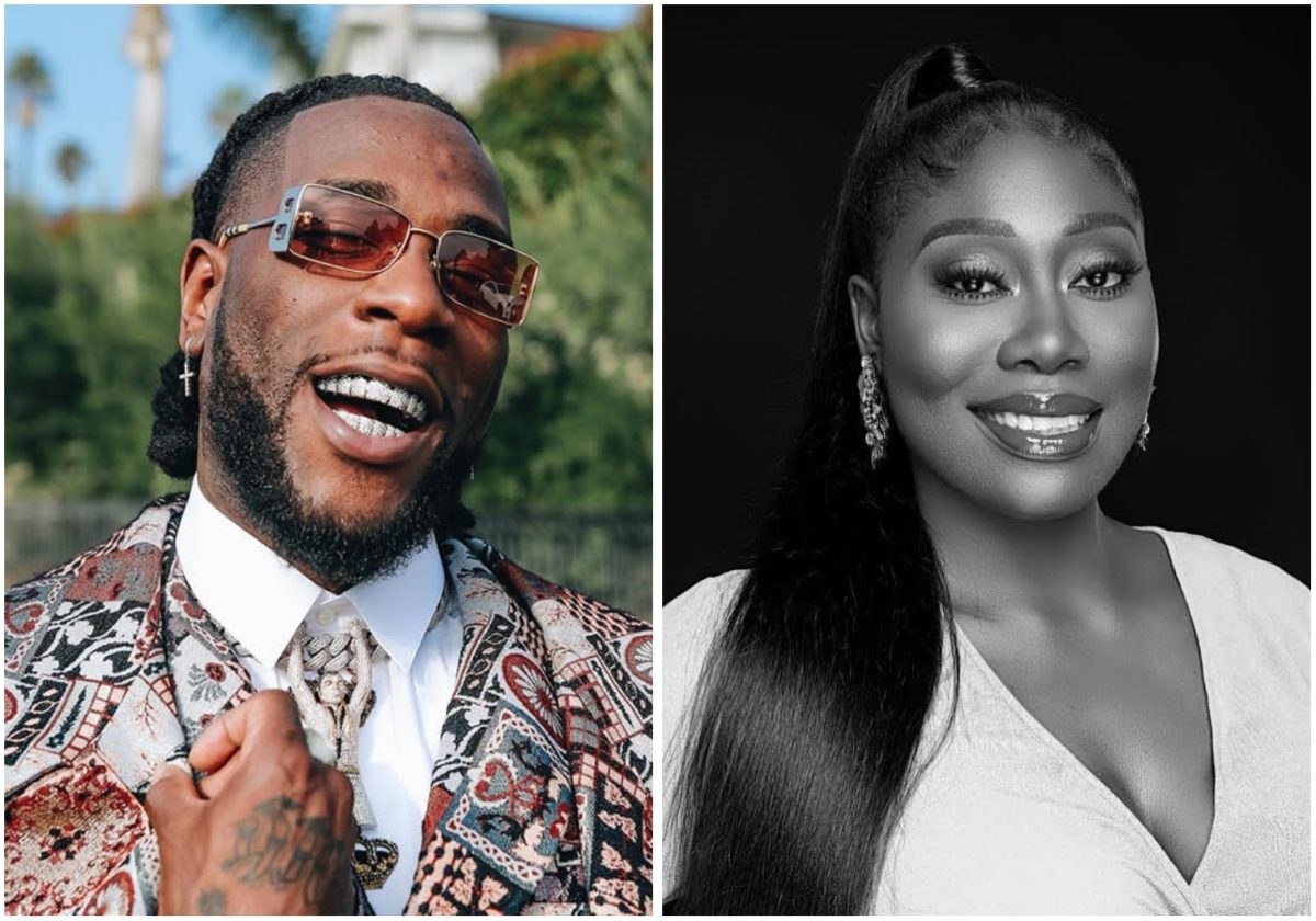 """You can say you're the best but someone paved way for you"" – OAP Gbemi reply Burna Boy"