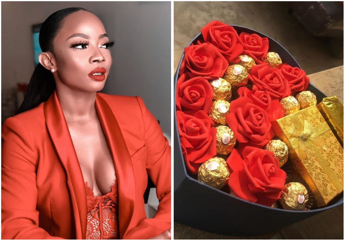 """Don't let pressure get to you, a love will find you"" – Toke Makinwa advise single fans"