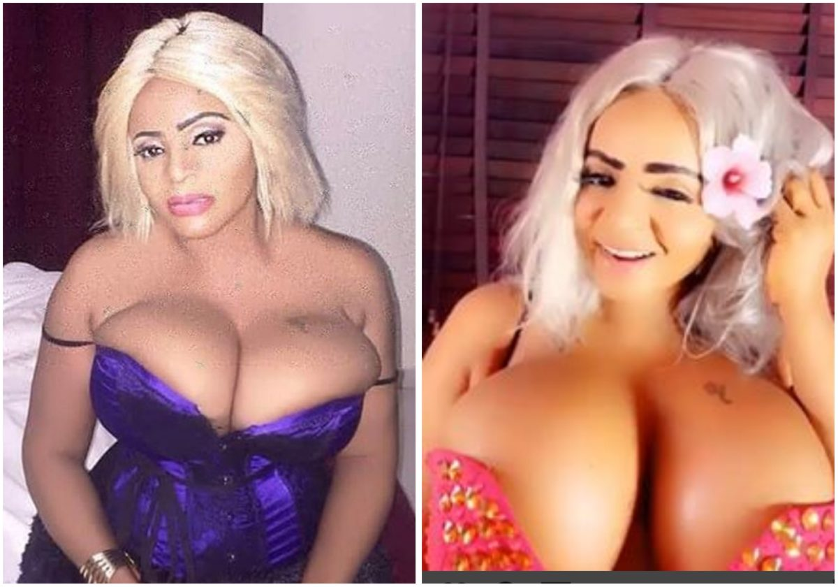 I'm not sex addict as many think – Cossy Ojiakor
