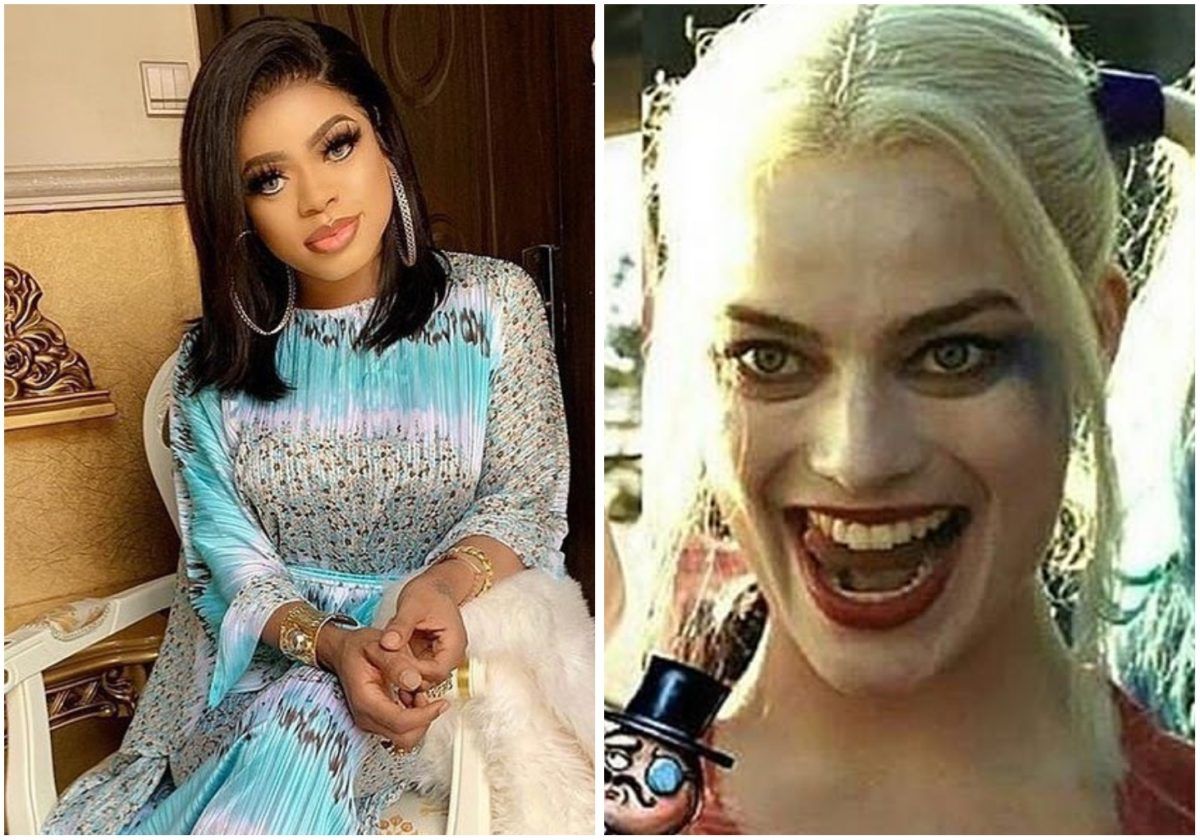 """Stop blocking trolls on your page"" – Bobrisky advise celebrities"